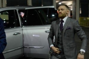 Conor McGregor: Business is booming