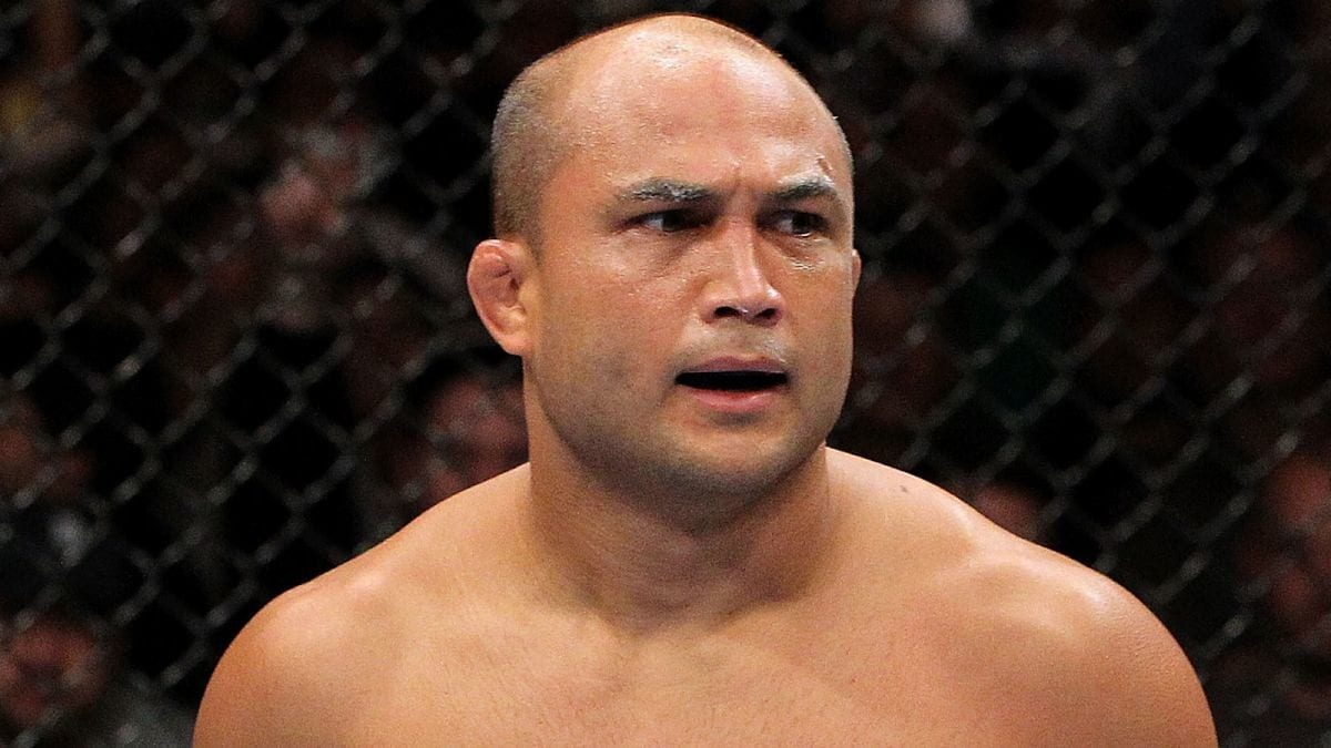 The 40-year old son of father (?) and mother(?) B.J. Penn in 2019 photo. B.J. Penn earned a  million dollar salary - leaving the net worth at  million in 2019