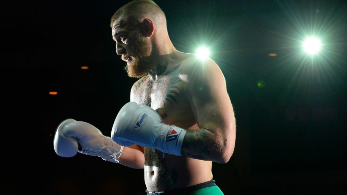 <p>'I wouldn't be surprised to see Conor back in the boxing ring': McGregor sparring partner Dylan Moran Speaks boxing future thumbnail