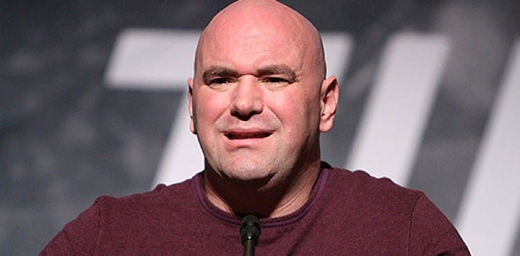 dana white blasts brendan schaub the only thing he could teach you