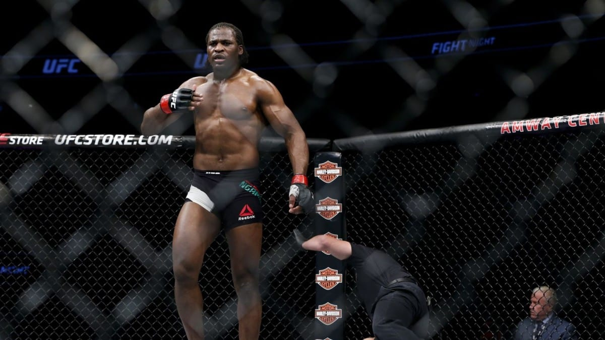 Francis Ngannou Sees Alistair Overeem As Final Test Before