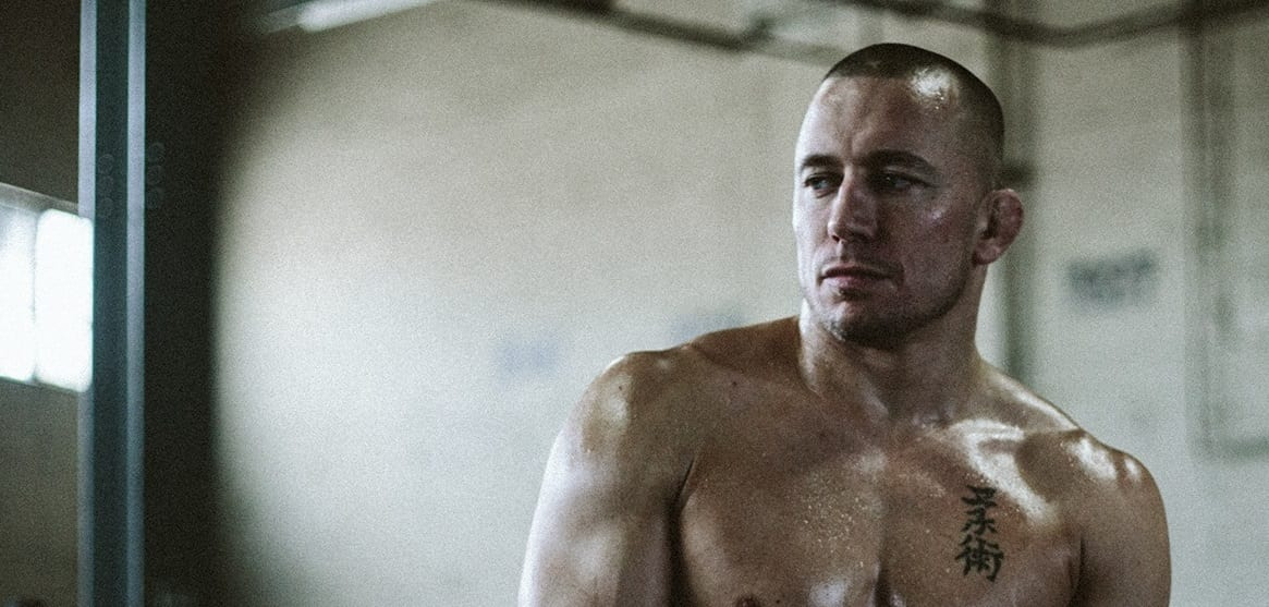 Georges St-Pierre hands in retirement notice to USADA
