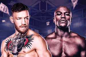 Watch Live: Conor McGregor vs. Floyd Mayweather Los Angeles press ...