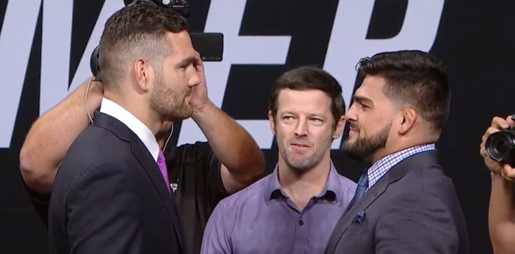 Pros react to Chris Weidman vs  Kelvin Gastelum – TheMacLife