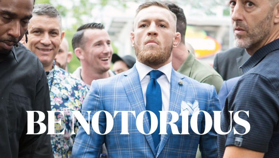 August Mcgregor Clothing Line Set To Launch Early Next Year Themaclife