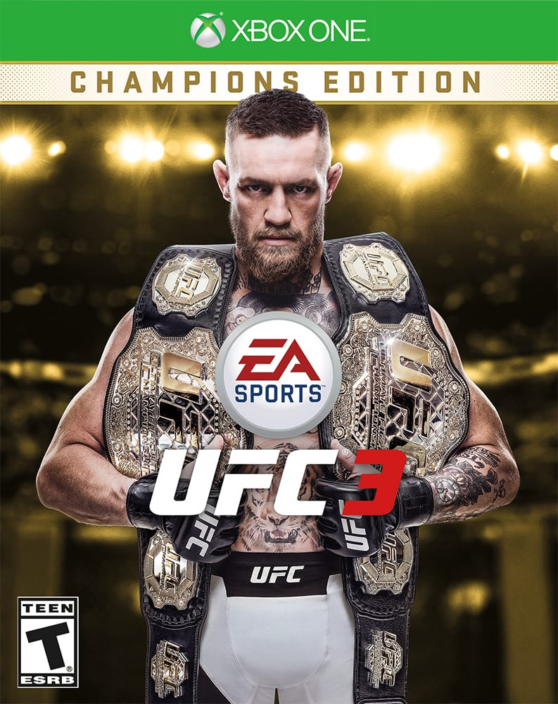 The Full Ea Ufc 3 Roster Has Been Revealed Themaclife