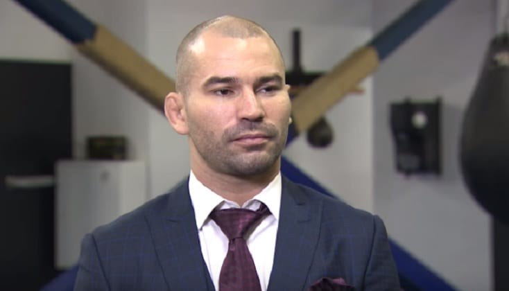 <p>Artem Lobov'gutted' as MMA comeback Combat cancelled on week of Occasion thumbnail