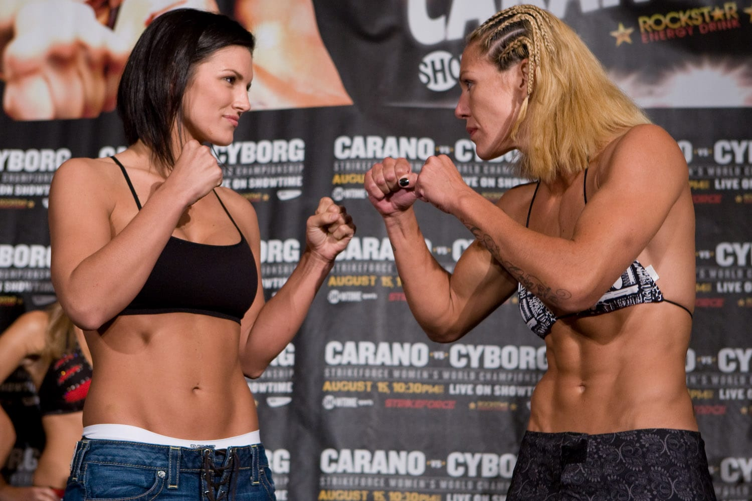 Gina Carano mixed martial arts