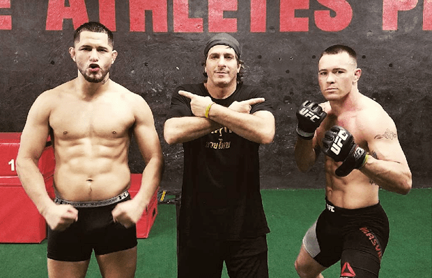 """Colby Covington: """"UFC pretty much told me that Masvidal plain and simple told them he doesn't like the style match up"""" - TheMacLife"""
