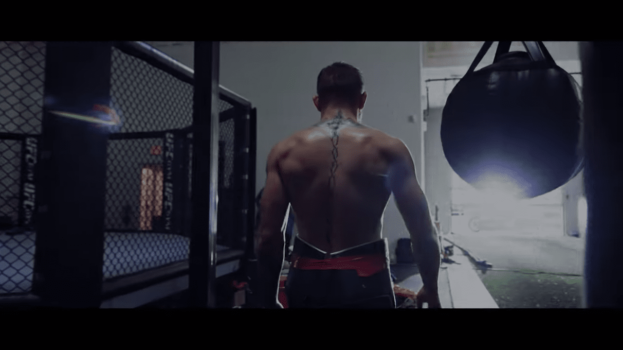 Video The First Promos For Conor Mcgregor Vs Donald