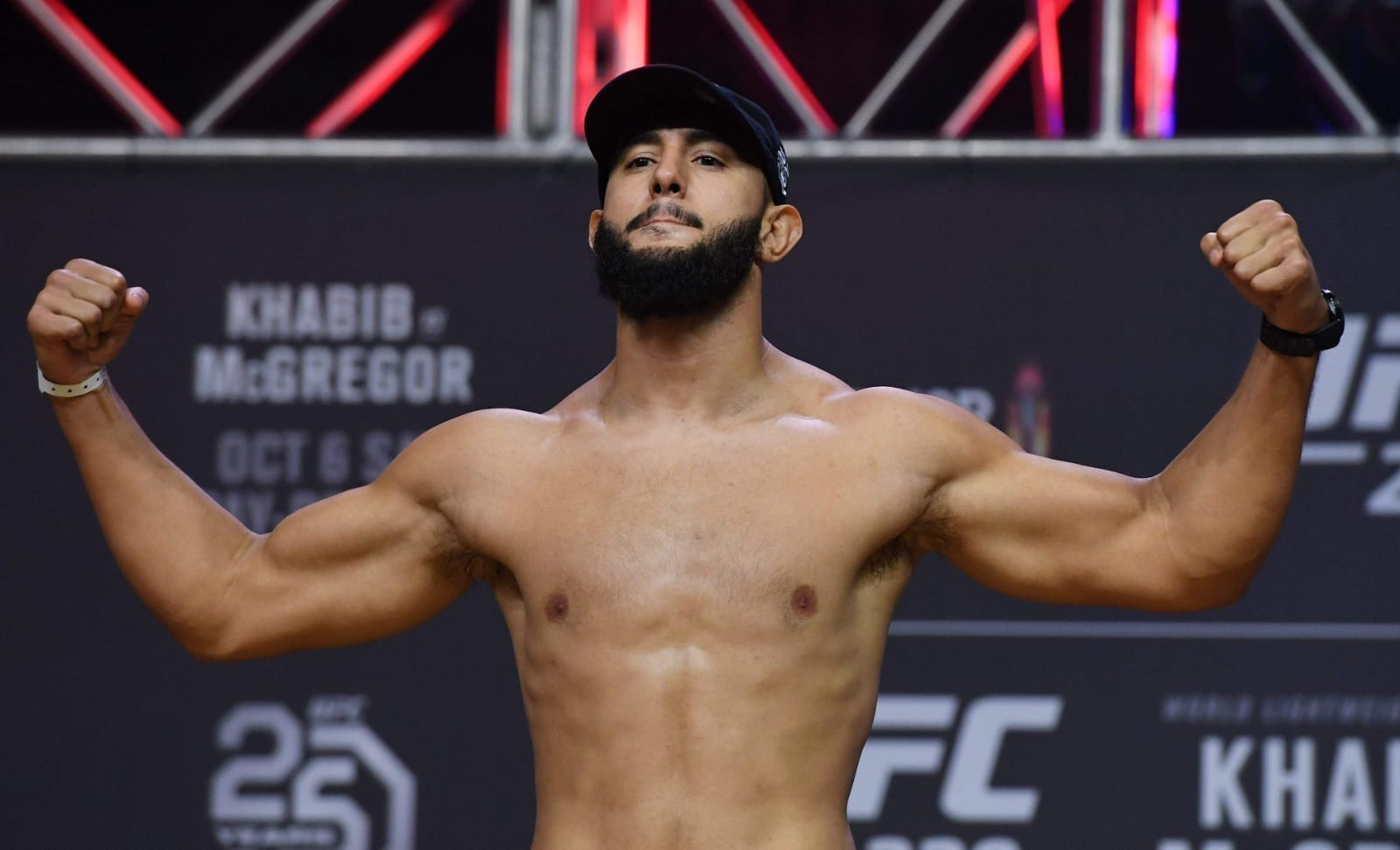 Please look out for this, he's notorious for this': Dominick Reyes ...