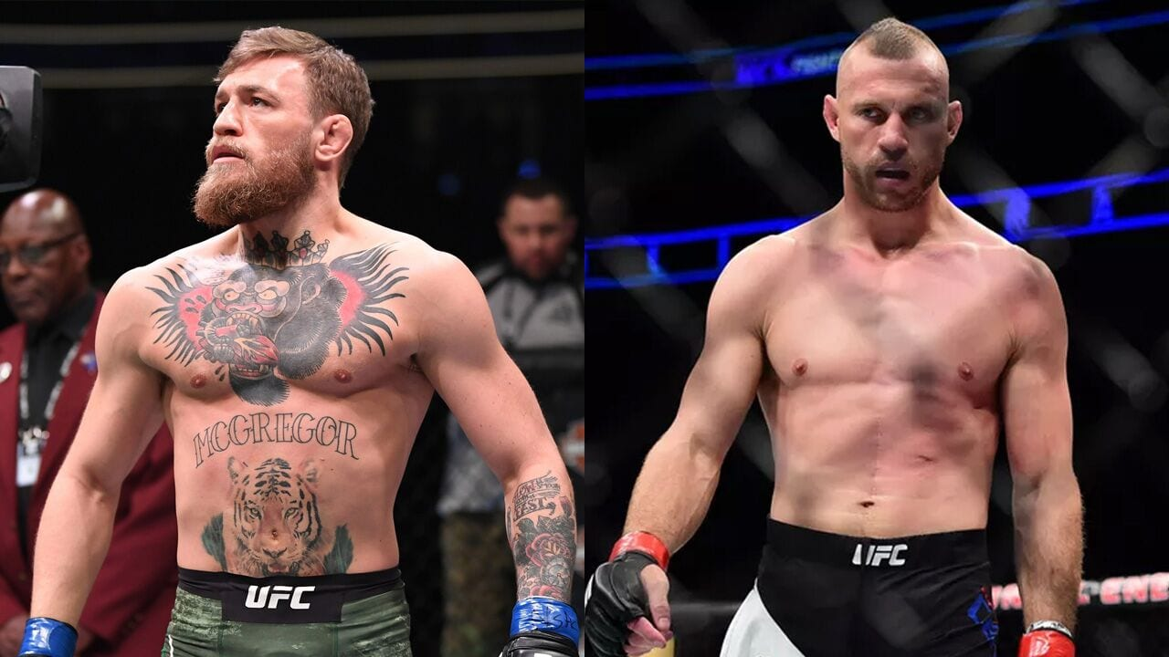 How We Got To Here Detailing The History Of Conor Mcgregor
