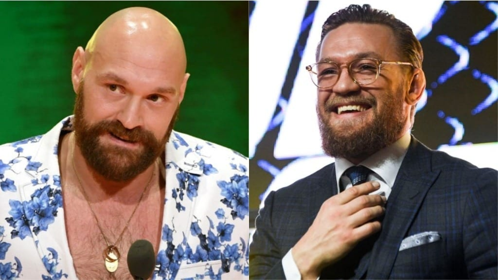 """Tyson Fury on Conor McGregor taking third Dustin Poirier fight instantly:""""I think he thrives under pressure"""" thumbnail"""