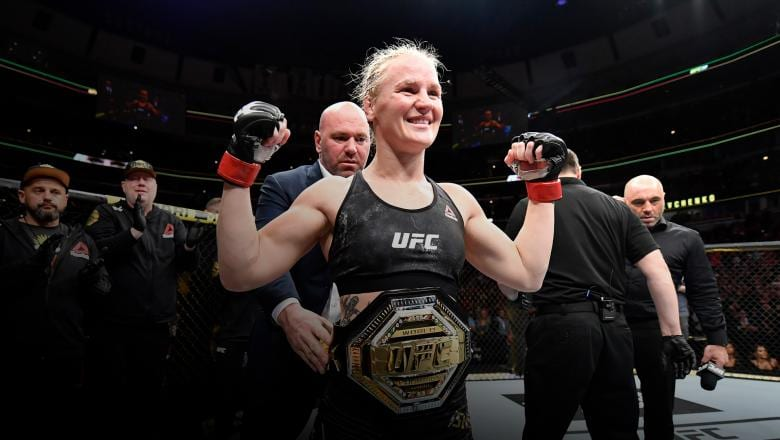 Valentina Shevchenko tipped to defend flyweight crown against Katlyn Chookagian - TheMacLife