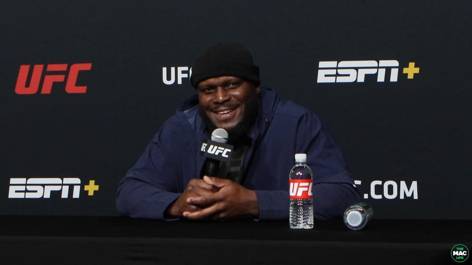 """Derrick Lewis irritated by Alistair Overeem comments: """"I really want a piece of that"""""""