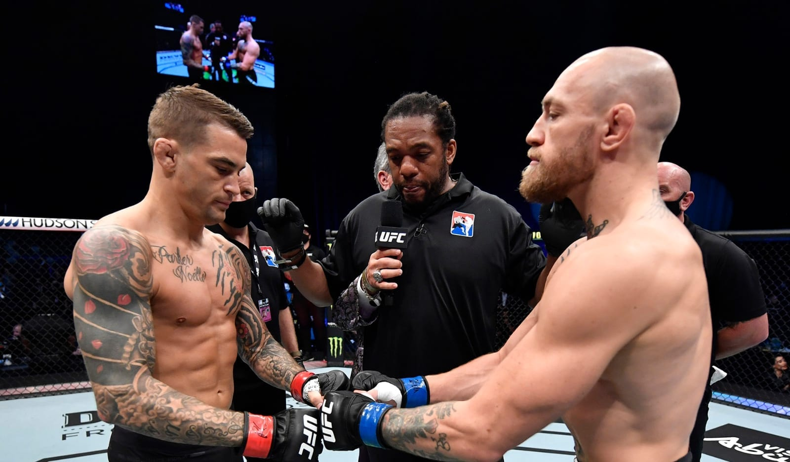 Dan Hardy predicts Conor McGregor's ability to find 'technical solutions to problems' will see him win Poirier trilogy bout thumbnail