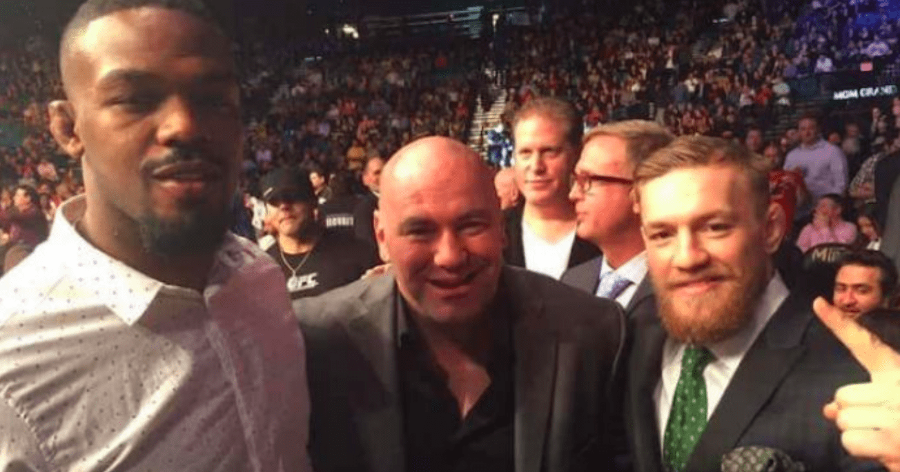 <p>'Jones shouldn't make what Conor McGregor makes': Daniel Cormier has his say on Jon Jones' pay dispute with the UFC thumbnail